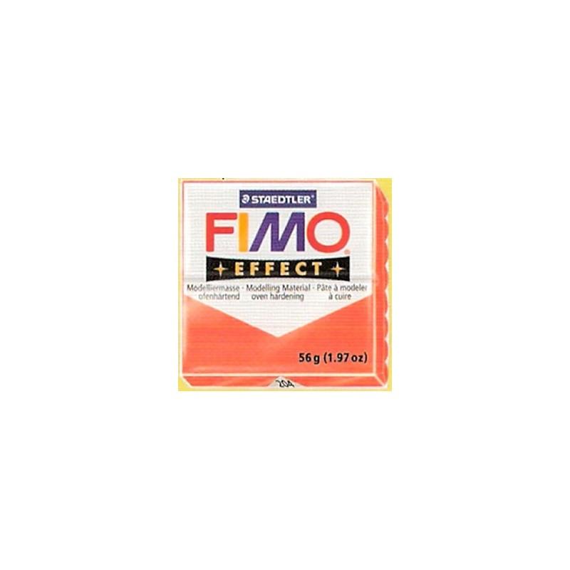 FIMO Rojo Transparente nº 204