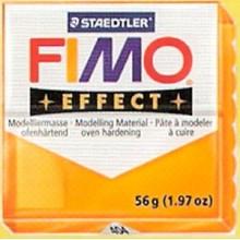 FIMO EFFECT Naranja Transparente nº 404