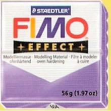 FIMO EFFECT Morado translucidonº 604, 56 gr