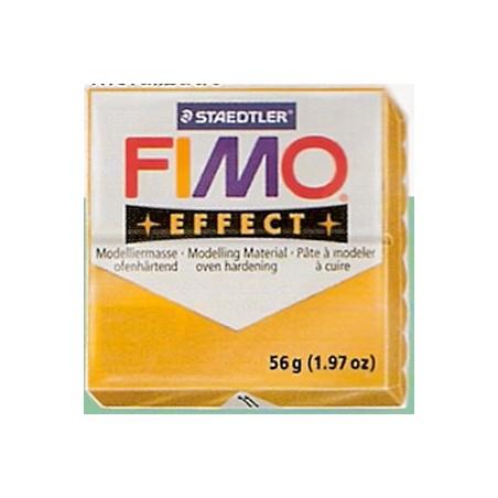 FIMO EFFECT ORO METALICO Nº11