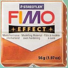 FIMO EFFECT COBRE METALICO Nº27