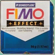 FIMO EFFECT AZUL ZAFIRO METALICO Nº38