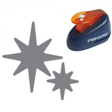 Perforadora de figuras Estrellas Fiskars 5458