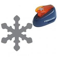 Perforadora de figuras Copo de Nieve, Fiskars 5459