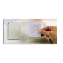 Aplicar fimo liquid sobre la copia (2 min), revestir un poco mas del borde