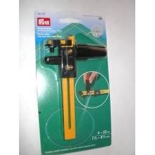 Cutter compas, para cortar circulos.
