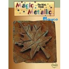 Base efecto oxidante Magic Metallics Ejemplo 2