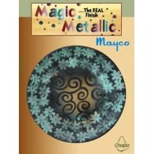 Base efecto oxidante Magic Metallics Ejemplo 3