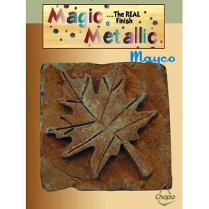 Base efecto oxidante Magic Metallics Ejemplo 2