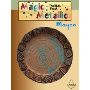 Base efecto oxidante Magic Metallics Ejemplo 5