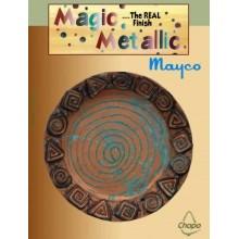 Base efecto oxidante Magic Metallics Ejemplo 5