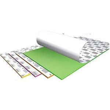 Foamy en plancha adhesivo