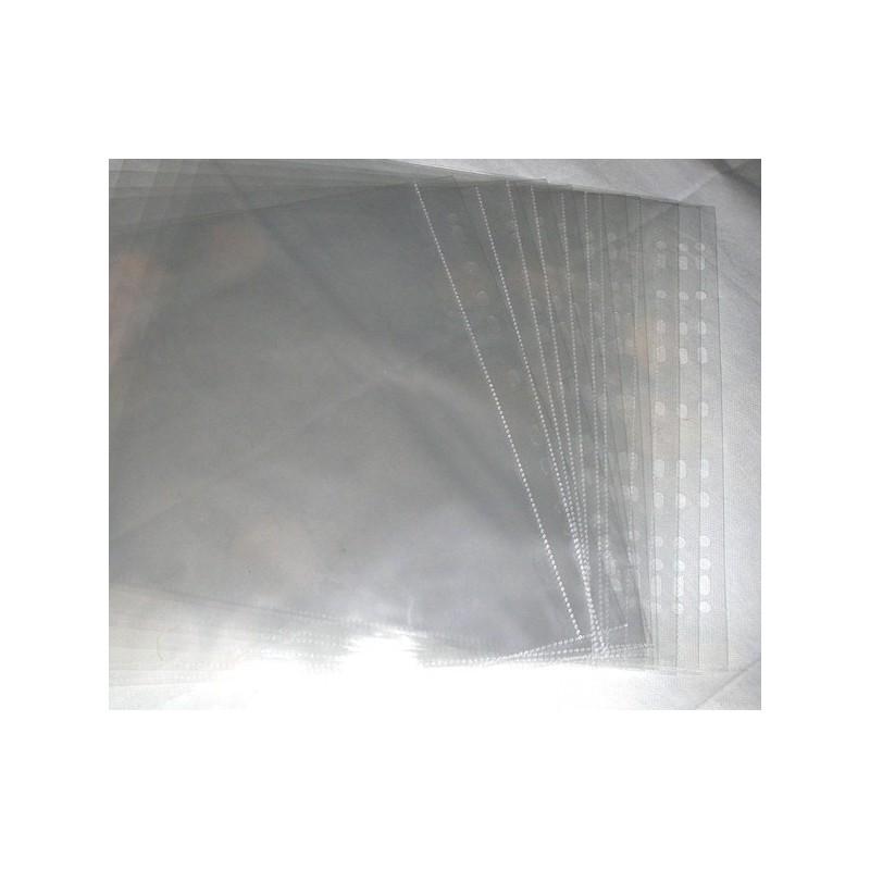 Paquete 10 Fundas de album 30 x 30 cm estandar