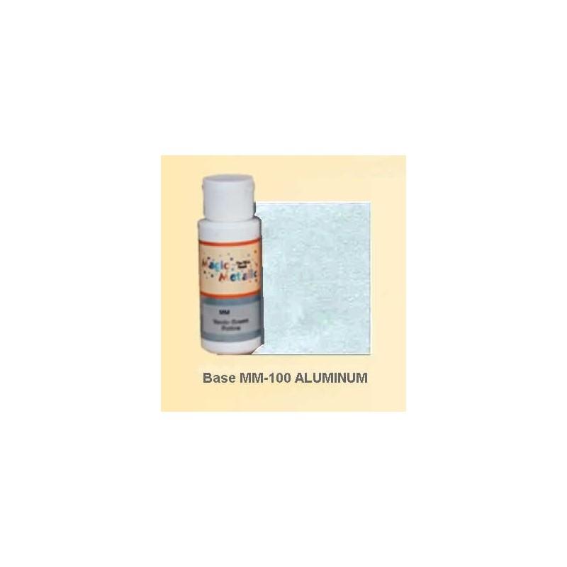 Base efecto oxidante Aluminum Magic Metallics
