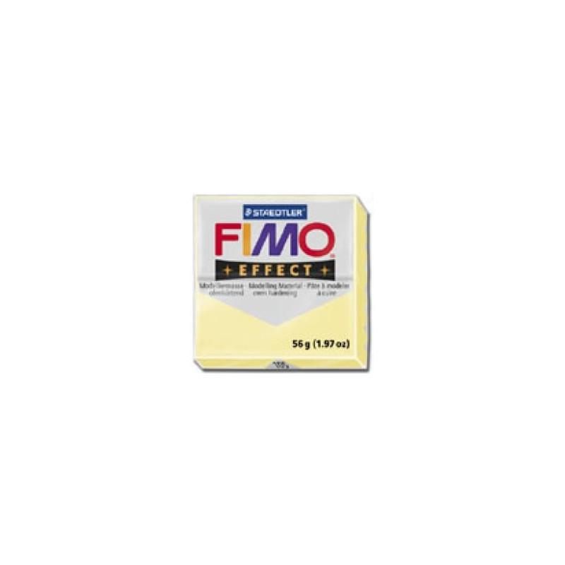 FIMO Effect colorespastel, 56 gr. Vainilla pastel