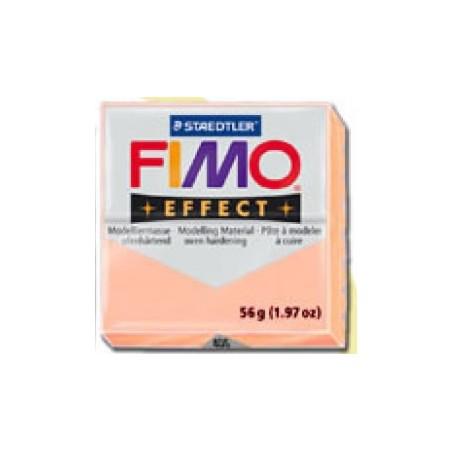 FIMO Effect colores pastel, 56 gr. Melocoton pastel