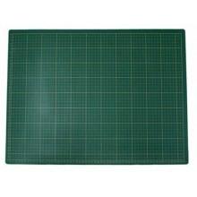 Base de corte, superficie muy resistente para cortar con cutter, cuchillas, tijeras, etc.