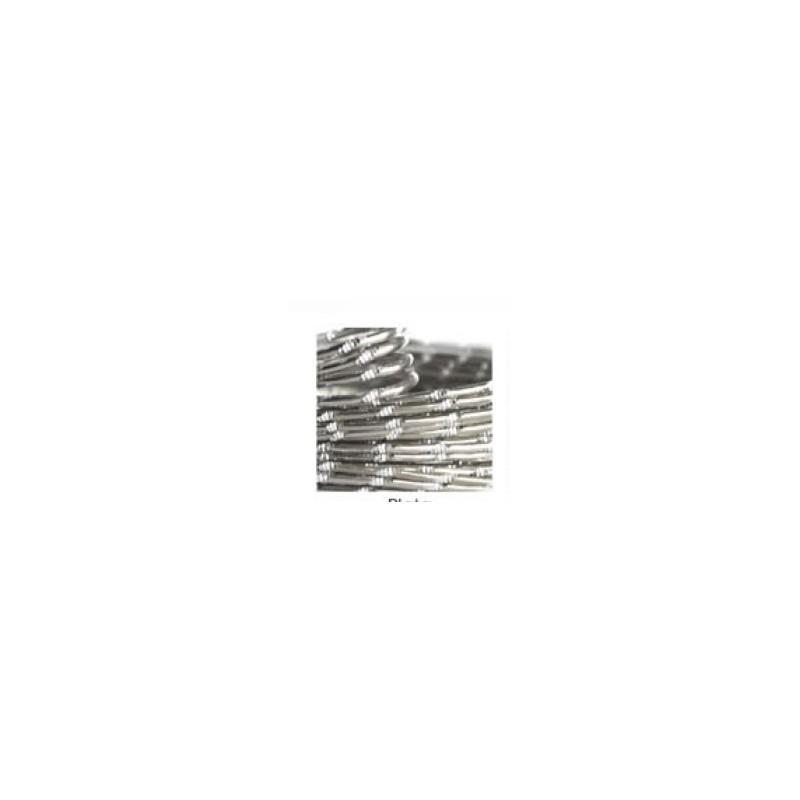 Hilo Magico Diamante 2 mm x 2,5 metros plata