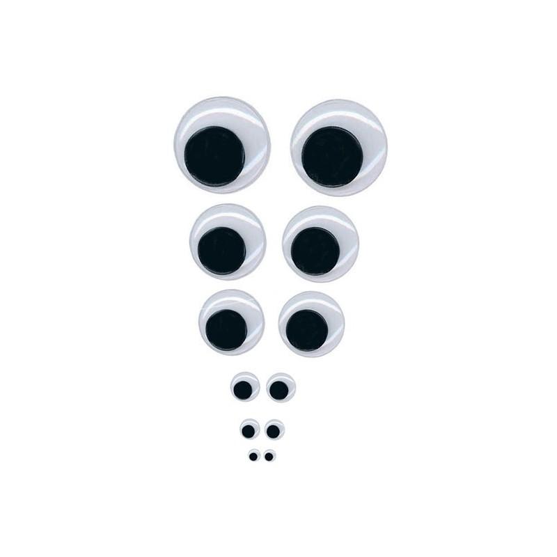 10 Ojos moviles