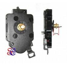 Maquinaria reloj de cuarzo con péndulo eje extra largo 16 mm