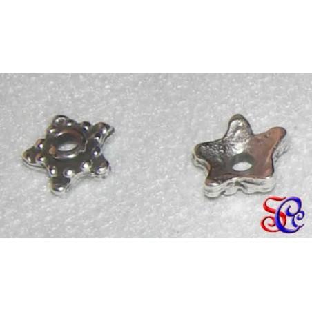 "Cubre Perlas antigua ""Estrella"" (2 unds.)"