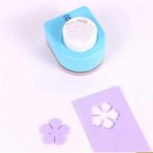 Perforadoras para goma eva cortar-marcar flor 5 petalos, pequeña