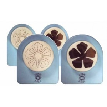 Perforadoras para goma eva cortar-marcar flor 5 petalos, Grande