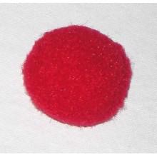 Bolas de fieltro, ponpones 2,5 cm