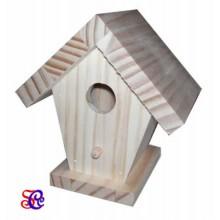 Casa de pajaros madera 11 cm