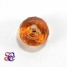 Bola Piedra ámbar 20 x 12 mm