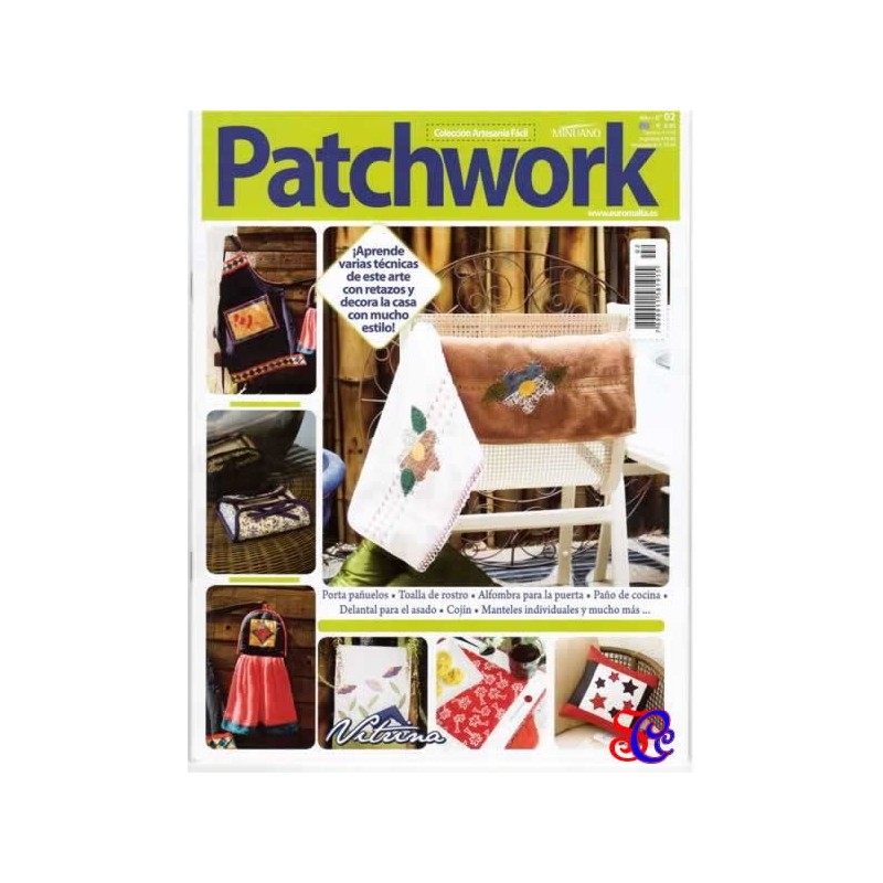 Revista Patchwork n2 º