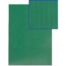 Goma eva con textura rayas, verde