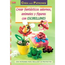 Libro DRAC 61002 Figuras con limpia pipas