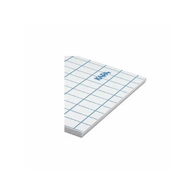 Carton Pluma blanco de 3 mm grosor