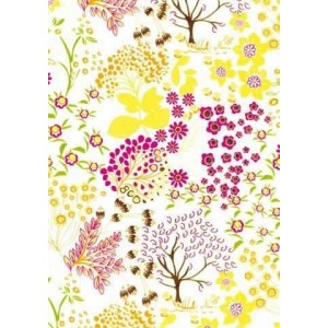 """Papel decopatch """"Flores 3"""", papel muy fino"""