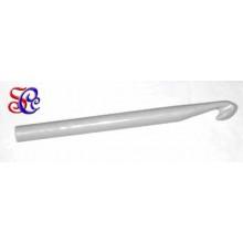 Aguja de ganchillo nº 15 plástico