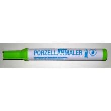 Rotulador ceramico Verde Lima