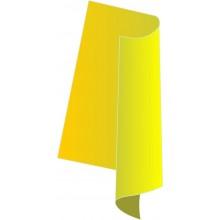 Papel de calca uso textil amarillo