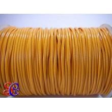 Cordón encerado Naranja