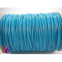Cordón encerado Azul Claro