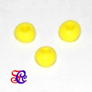 Rocalla 4 mm Amarillo, 40 gr,