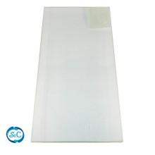 Bandeja cristal rectangular