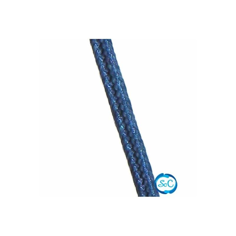 Cordón Soutache color Azul