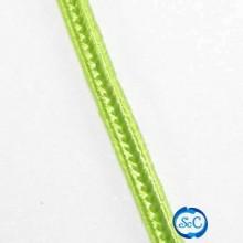 Cordón Soutache color Verde Manzana
