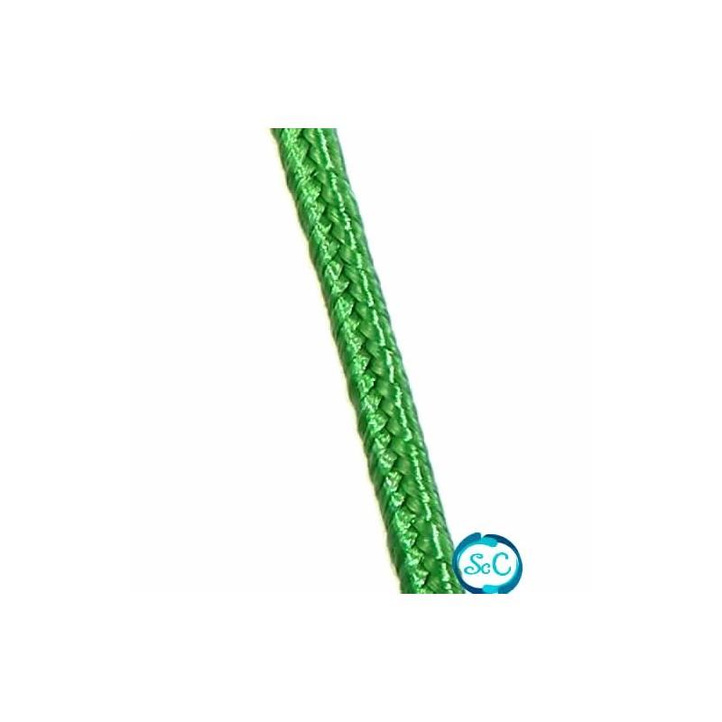 Cordón Soutache color  Verde Esmeralda