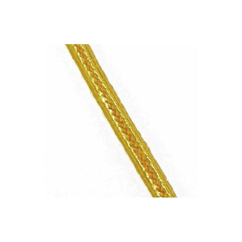Cordón Soutache color Oro