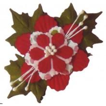 Perforadoras para goma eva cortar-marcar Hoja de rosa, pequeña