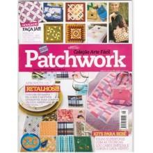 Revista Patchwork nº 25 Colección Arte Fácil (portugues)