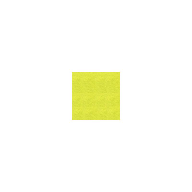 Plancha fieltro Amarillo de 1,5 mm 70 x 40 cm
