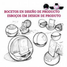 Libro Bocetos en diseño de productos
